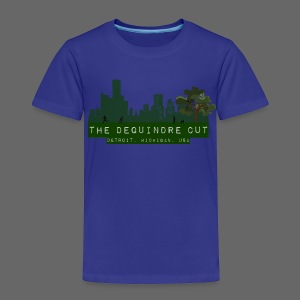 The Dequindre Cut - Toddler Premium T-Shirt