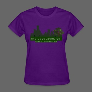 The Dequindre Cut - Women's T-Shirt