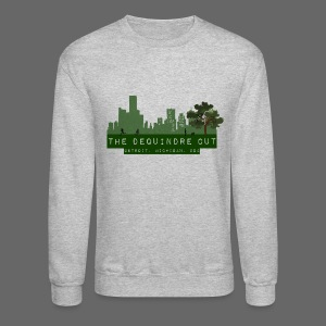 The Dequindre Cut - Crewneck Sweatshirt
