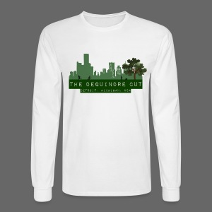 The Dequindre Cut - Men's Long Sleeve T-Shirt