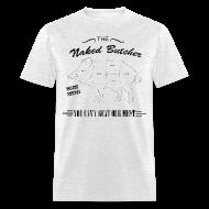 T-Shirts ~ Men's T-Shirt ~ Naked Butcher