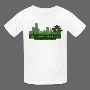 The Dequindre Cut - Kids' T-Shirt