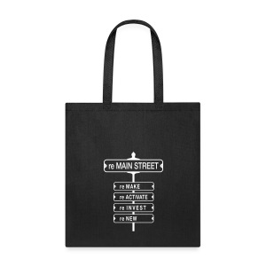 reMain St  - Tote Bag
