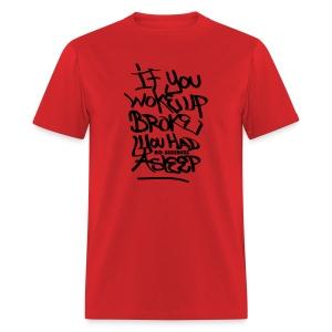 Broke tee - Men's T-Shirt