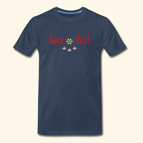 Condition Red (free shirtcolor selection) - Men's Premium T-Shirt