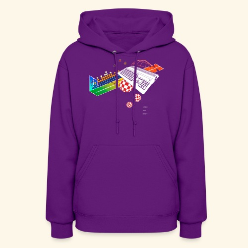 collage500 (free shirtcolor selection) - Women's Hoodie