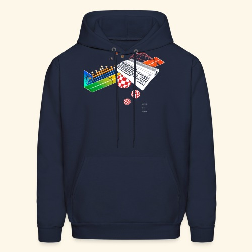 collage500 (free shirtcolor selection) - Men's Hoodie