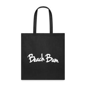 Beach Bum - Tote Bag