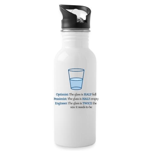 The Glass - Bottle - Water Bottle