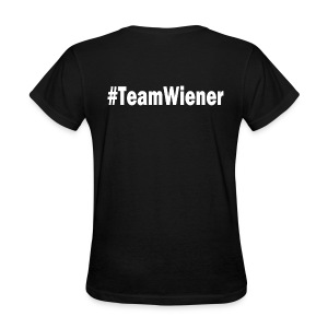 #TeamWiener - Women's T-Shirt