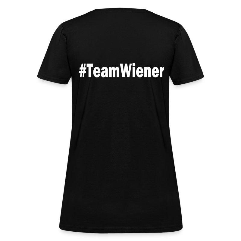 #TeamWiener - Women's T-Shirt