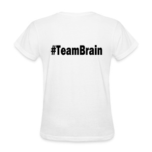 #TeamBrain - Women's T-Shirt