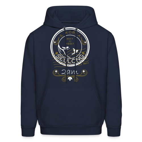 Ong Ong Air Mail - 2am  - Men's Hoodie