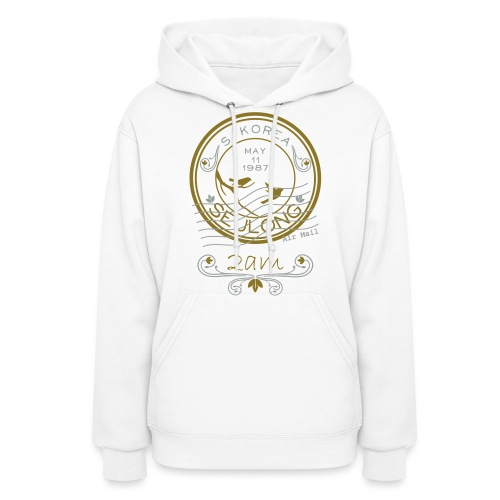 Ong Ong Air Mail - 2am  - Women's Hoodie