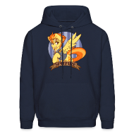 Hoodies ~ Men's Hooded Sweatshirt ~ Artic