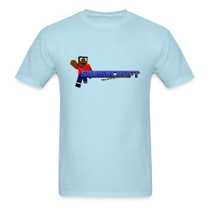 SquishCraft Logo Tee - Men's T-Shirt