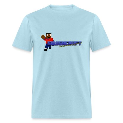 SquishCraft Logo Tee - Men's T-Shirt