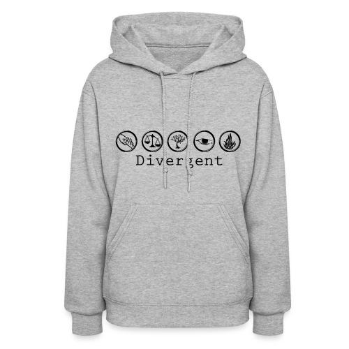 Divergent Factions - Women's Hoodie