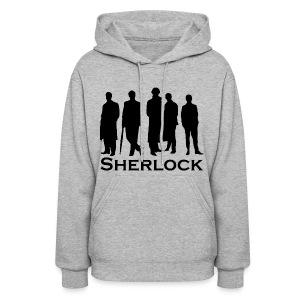 Sherlock Stamp - Women's Hoodie