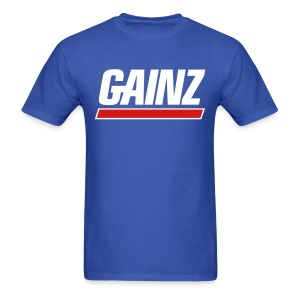 Gainz Gridiron - Men's T-Shirt