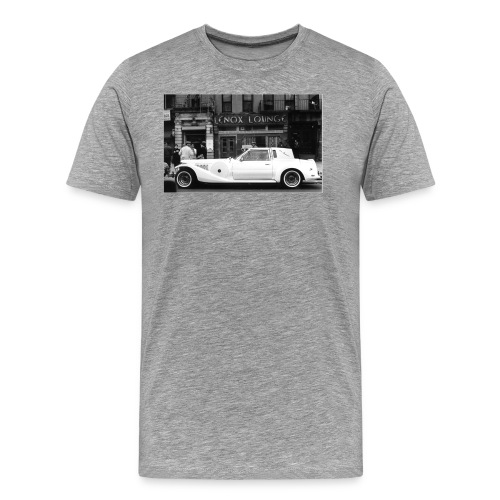HARLEM... There's no place like it. - Men's Premium T-Shirt
