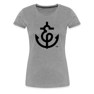 WDC-Ampersanchor Black-Ladies - Women's Premium T-Shirt