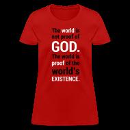 T-Shirts ~ Women's T-Shirt ~ Article 15677818