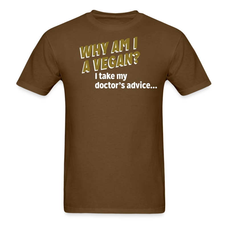 Doctor's Advice - Men's T-Shirt