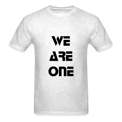 WE ARE ONE T-SHIRT - Men's T-Shirt