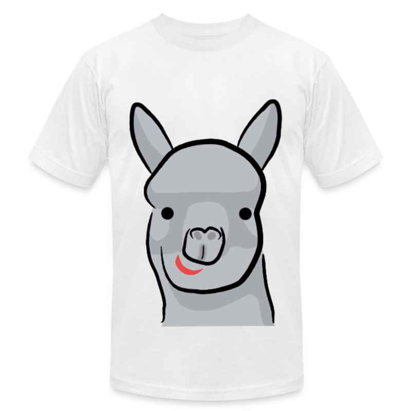 alpaca t shirt spreadshirt. Black Bedroom Furniture Sets. Home Design Ideas