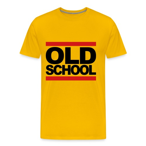 oldschool_2c - Men's Premium T-Shirt
