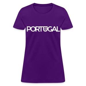 [NEW] PORTUGAL T-SHIRT - Women's T-Shirt
