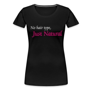 No Hair Type Women's Premium T-Shirt - Women's Premium T-Shirt