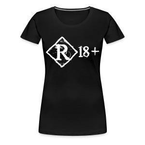 KidCrusher - R18 MM3D - Women's Premium T-Shirt