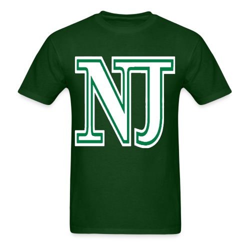 NJ JETS T-SHIRT - Men's T-Shirt