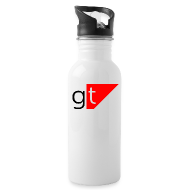 Mugs & Drinkware ~ Water Bottle ~ Water Bottle  // GeekTyrant RED Icon