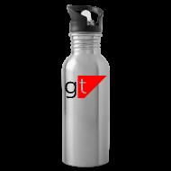 Sportswear ~ Water Bottle ~ Water Bottle  // GeekTyrant RED Icon