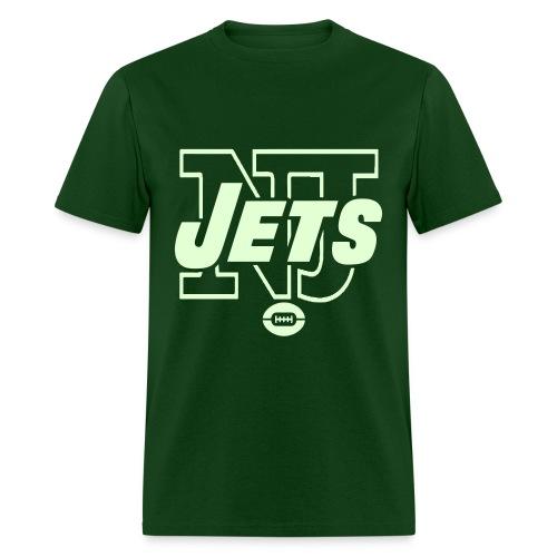 NJ JETS T-SHIRT - Men's T-Shirt