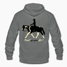 Paint Horse -- Paint up your  Zip Hoodies & Jackets
