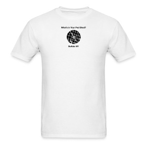 NY Ped Shed (BK) - Men's T-Shirt