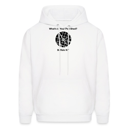 NY Ped Shed (BK) - Men's Hoodie