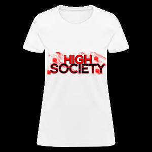 LADY'S HIGH SOCIETY - Women's T-Shirt