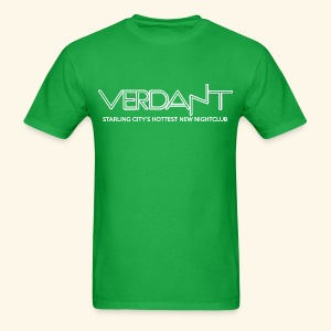 Verdant Nightclub - Men's T-Shirt