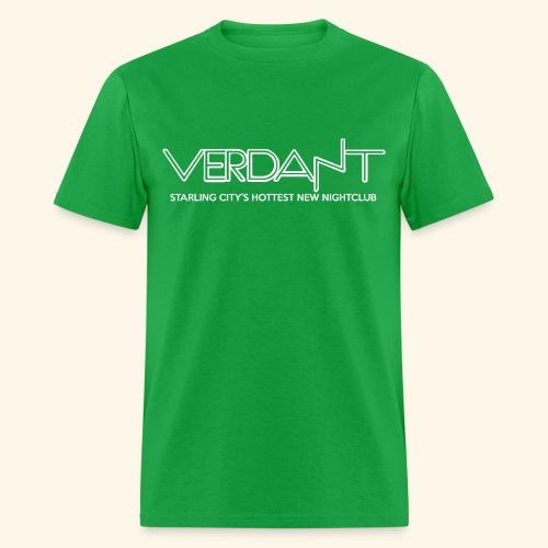 Verdant Nightclub - Men's T-Shirt