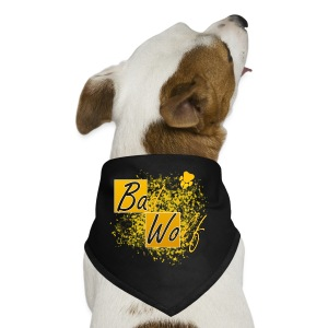 Dog Bandana - words,typography,rose tyler,geek,doctor who,bad wolf