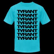 T-Shirts ~ Men's T-Shirt by American Apparel ~ Mens T-Shirt // TYRANT
