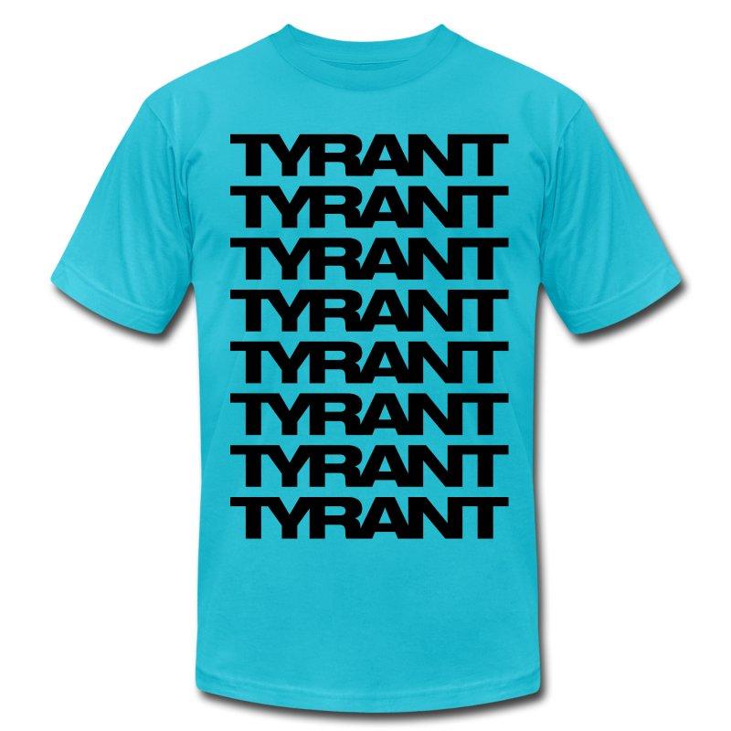 Mens T-Shirt // TYRANT - Men's Fine Jersey T-Shirt