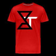 T-Shirts ~ Men's Premium T-Shirt ~ Mens Shirt // GT Abstract