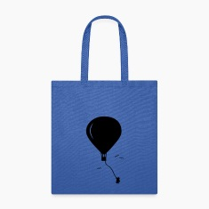 hot-air balloon guy  Bags & backpacks