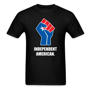 Independent American for men - Men's T-Shirt